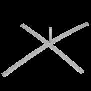 Cross Flag Base Econo