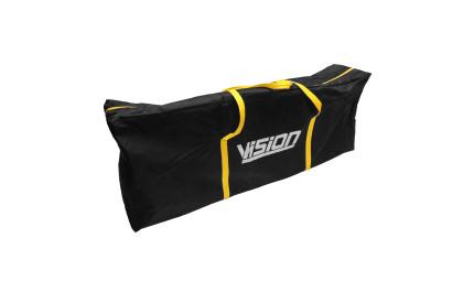 Desk expandabil Pop-up Desk Maxi Curved Bag | visionexposystems.com
