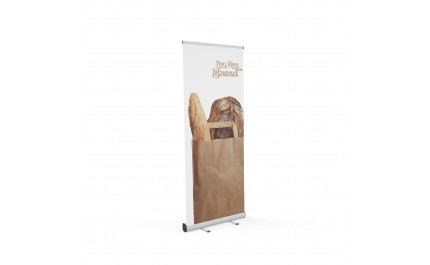 Roll-up banner VISION 085 | visionexposystems.com