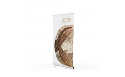 Roll-up banner VISION 100 | visionexposystems.com