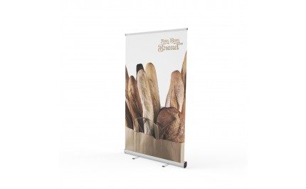 Roll-up banner VISION 120 | visionexposystems.com