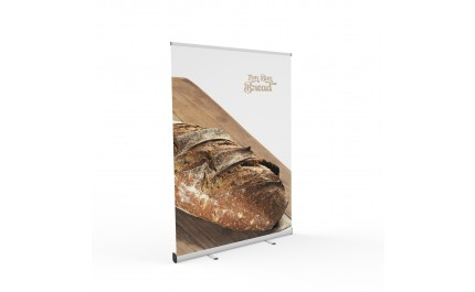 Roll-up banner VISION 150 | visionexposystems.com