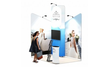 2x3-2C Wedding Dresses Exhibition stand