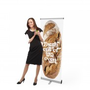 Roll-up banner VISION 060