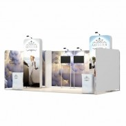 3x6-1B Wedding Dresses Exhibition stand