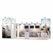 3x7-2D Wedding Dresses  Exhibition stand