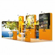 3x7-2C Olive Oil Exhibition stand