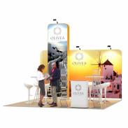 4x4-3A Travel destination Exhibition stand