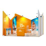 5x5-1B - Exhibition stand idea