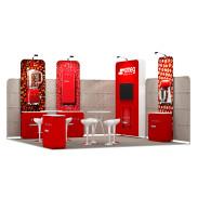 5x5-2D - Exhibition stand idea
