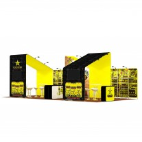 5x10-3D - Exhibition stand idea