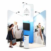 2x3-2C Wedding Dresses Exhibition stand