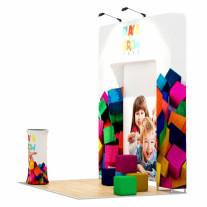 2x3-3C Children's Toys Exhibition stand