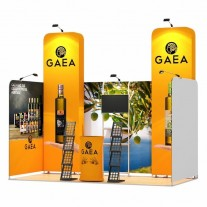 2x4-1A Olive Oil Exhibition stand