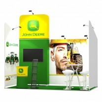 2x4-1B Agricultural Machinery Exhibition stand