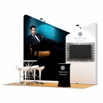 2x4-3A Menswear Exhibition stand