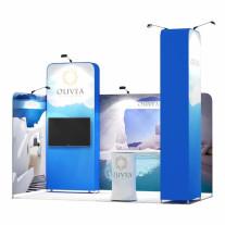 2x4-2B Travel Destination Exhibition stand