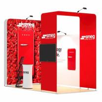 2x4-2C Home Appliances Exhibition stand