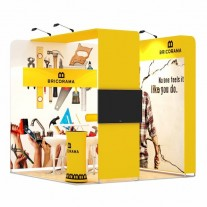 3x3-2B Home Improvement Products Exhibition stand