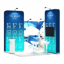 3x3-2C Dental Office Exhibition stand
