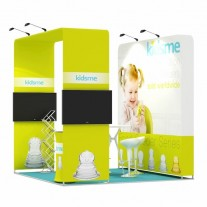 3x3-3A Baby Feeders Exhibition stand