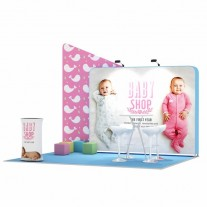 3x4-3A Baby Clothing Exhibition stand