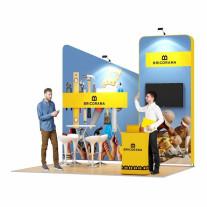 3x4-3B Home Improvement Exhibition stand