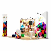 3x6-3C Children's Toys Exhibition stand