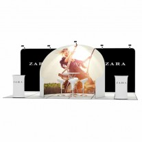 3x6-3B Clothing Products Exhibition stand