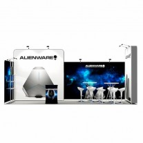 3x7-1C Electronic Products Exhibition stand