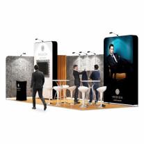 3x7-2B Menswear Exhibition stand