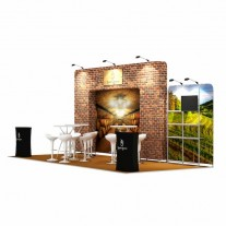 3x7-3A Wine Estate Exhibition stand